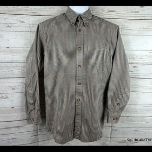 Orvis Other - Orvis Button Down Plaid Oxford Men's Small