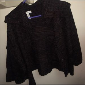Ambiance Apparel Sweaters - Brown sweater