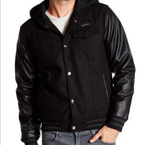 English Laundry Other - Faux leather Bomber jacket