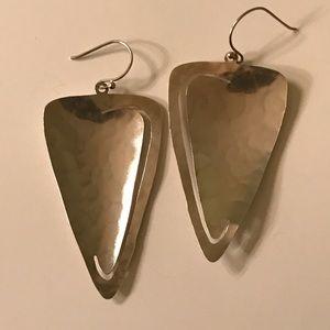 Silpada Jewelry - Make the Cut earrings