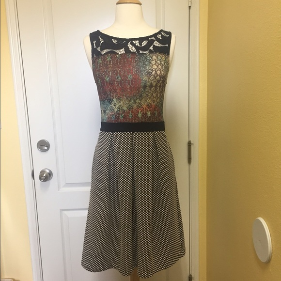 128c535097972 Anthropologie Dresses & Skirts - Galina Print Dress by Weston Wear Size S