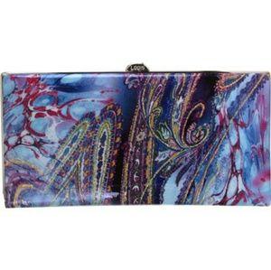 Lodis Handbags - Lodis Paisley Paradise Wallet