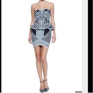 "Herve Leger Dresses & Skirts - SALE 🎈Authentic Herve Leger ""Annette"" dress"