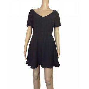 one clothing Dresses & Skirts - Black skater dress