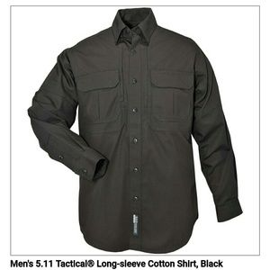 5.11 Tactical Other - Cotton long sleeve shirt 5.11 Tactical series