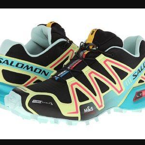 Salomon Shoes - Salomon Speedcross 3 Trail Shoes