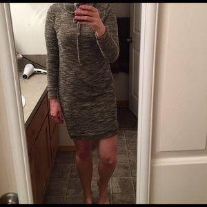 Loveappella Dresses & Skirts - Curve hugging sweater dress