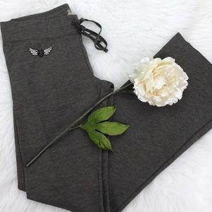 TWISTED HEART Pants - 💕SALE💕Twisted Heart Brown Embellished Sweats