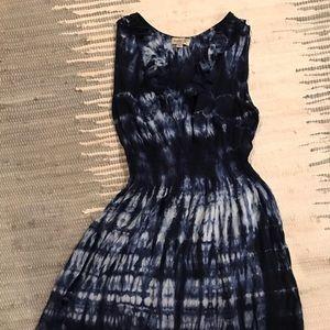 ONE WORLD Dresses & Skirts - One World tie dye dress