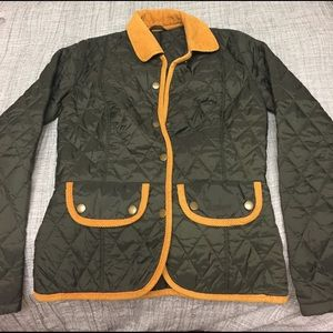 Barbour Jackets & Blazers - Women's quilted Barbour jacket!