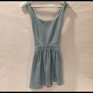 Brandy Melville Dresses & Skirts - Brandy Melville Denim Dress