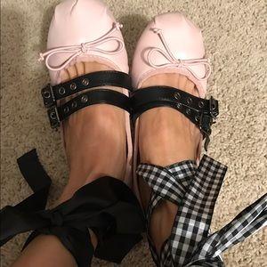 Shoes - Cute ballet buckle shoes