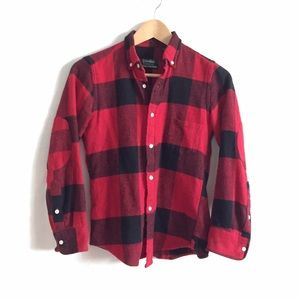 Gitman Brothers Tops - Gitman Brothers Buffalo Plaid button up wool shirt