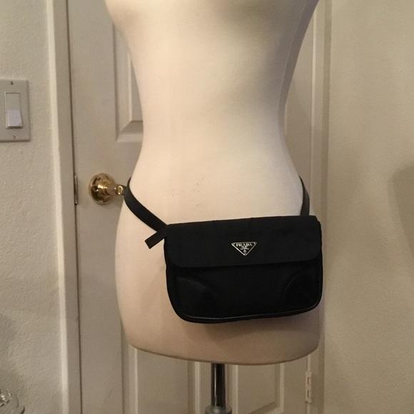 cae71fc4855b Prada Bags | Nylon Fanny Pack Waist Bag | Poshmark