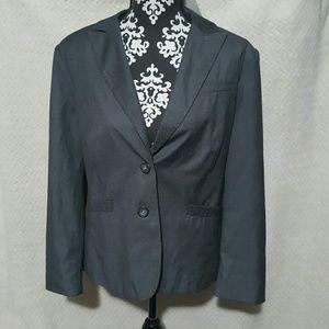 Tommy Hilfiger Jackets & Blazers - Tommy Hilfiger Gray Blazer Size XL