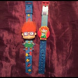 Rugrats Other - Rugrats - Chuckie Watches LAST REDUCTION✂️