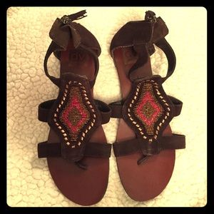 Dolce Vita Shoes - Dolce Vita Gladiator Sandals