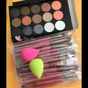 47 Other - New bundle makeup set