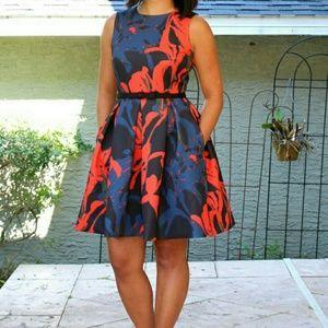 Dress Barn Dresses & Skirts - [Plus] ❤ Dress Barn - Flared Floral Dress