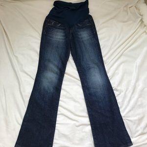 Lucky Brand Denim - Lucky Brand Maternity Jeans