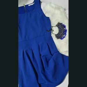 Blu Pepper Dresses & Skirts - Blu Pepper Skater Dress