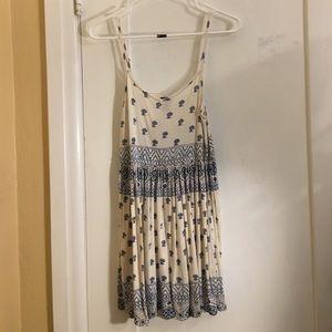 Forever 21 Print Dress