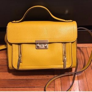 3.1 Phillip Lim for Target Handbags - 👛3.1 Phillip Lim for Target Yellow Satchel👛