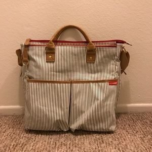 Skip Hop Handbags - *Skip Hop* Diaper Bag