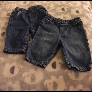 Arizona Jean Company Other - 0/3 month baby jeans