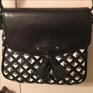 Vera Bradley Handbags - SALE💥Vera Bradley Leather  Crossbody w Tassels
