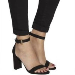 Kurt Geiger Shoes - Like new! Kg by Kurt Geiger 'Nina' MidHeel Sandal