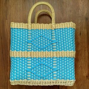 Ketzali Handbags - 🆕 Handwoven Beach Basket