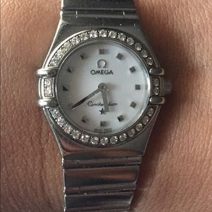 Omega Accessories - Women's Omega Constellation Watch