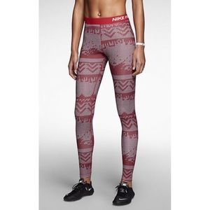 Nike Pro Hyperwarm Nordic Tights Leggings