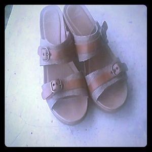 Dansko Shoes - DANSKO. Jessie Slide Sandals. 40