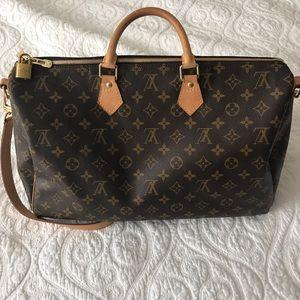 Louis Vuitton Handbags - Louis Vuitton Speedy Bandouliere 40
