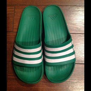 Adidas Other - Men's Adidas Slides 10!
