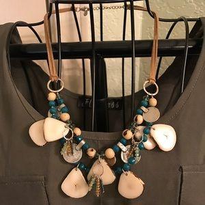 Silpada Jewelry - Silpada Polished Palms necklace