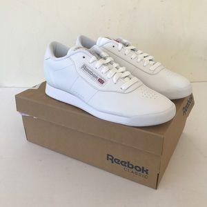 Reebok Princess Sneakers Size 8
