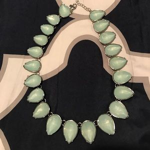 Jewelry - Charming Charlie green necklace