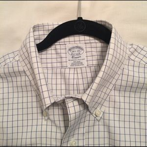 Brooks Brothers Other - Brooks brothers slim dress shirt. 161/2-34