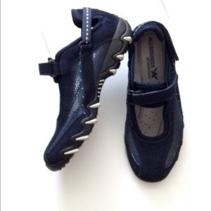 Mephisto Shoes - Allrounder by Mephisto NIRO ocean suede NWOT