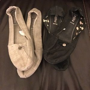 Women's Shoes Lot Of Two Size 10