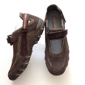 Mephisto Shoes - Allrounder by Mephisto Brown suede Sz 7.5 not used