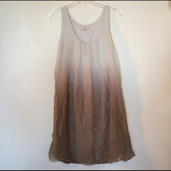 Prontomoda Giusy Italian silk Dress