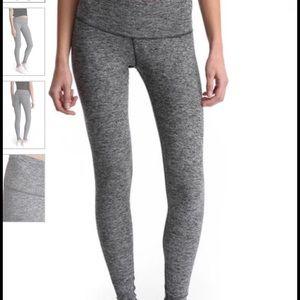 nux Pants - Nux Exclusive Heather Paris Crop Leggings