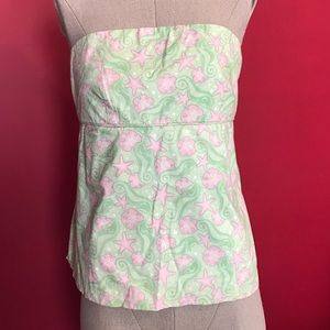 Vineyard Vines Tops - Vineyard and Vines Strapless Top