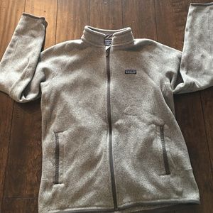 Patagonia Other - Gray Patagonia Better Sweater