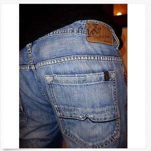 Buffalo David Bitton Other - Men's BUFFALO RUFFER BUCKLE Boot Jeans! 38 x 28.5