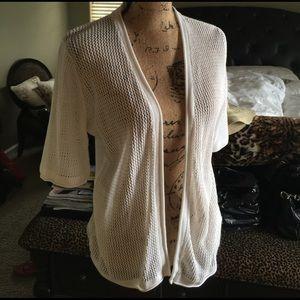 Joseph Allen Other - Summer Crochet cover up shirt